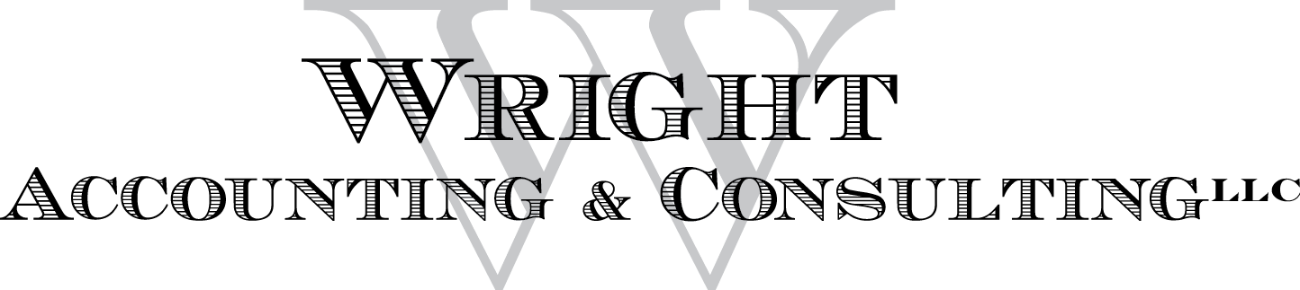 Wright Accounting Logo