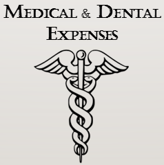 Medical & Dental Expenses crop