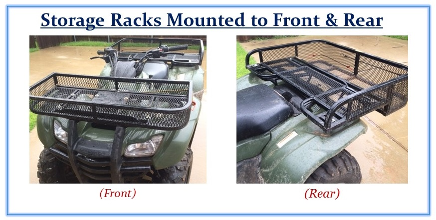 ATV Storage Racks crop