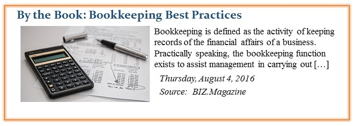 By the Book Bookkeeping Best Practices crop