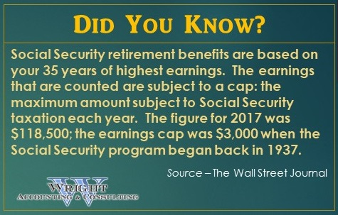 Social Security's Waiting Game   Wright Accounting CPA