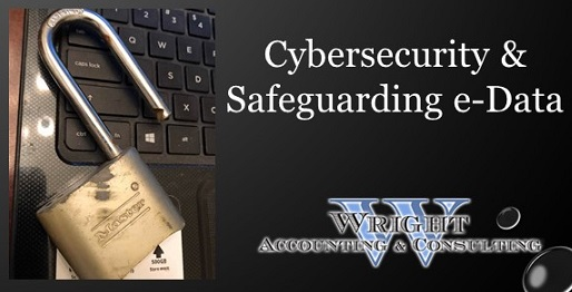 Cybersecurity & Safeguarding e-Data of Your Business